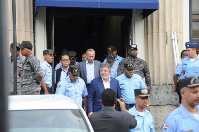 VIDEO: Acusados en caso Odebrecht llegan a la SCJ