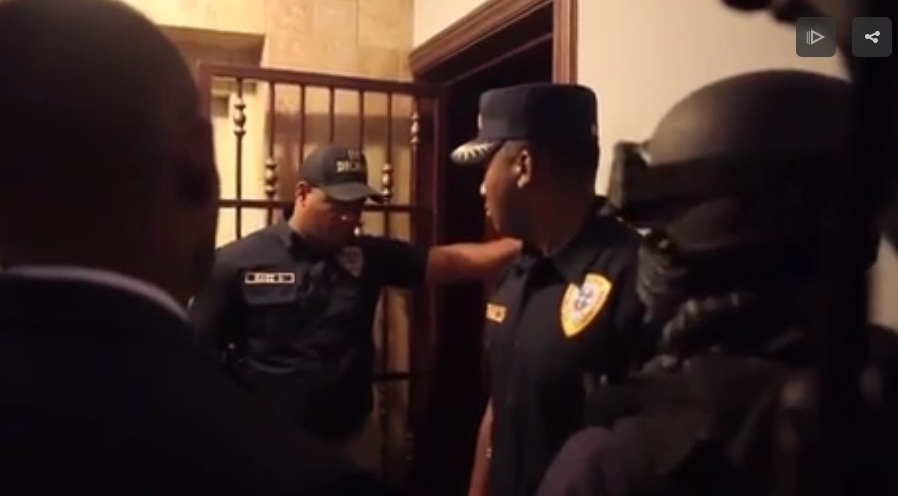 Fiscalía pone a circular video de las detenciones por el caso Odebrecht