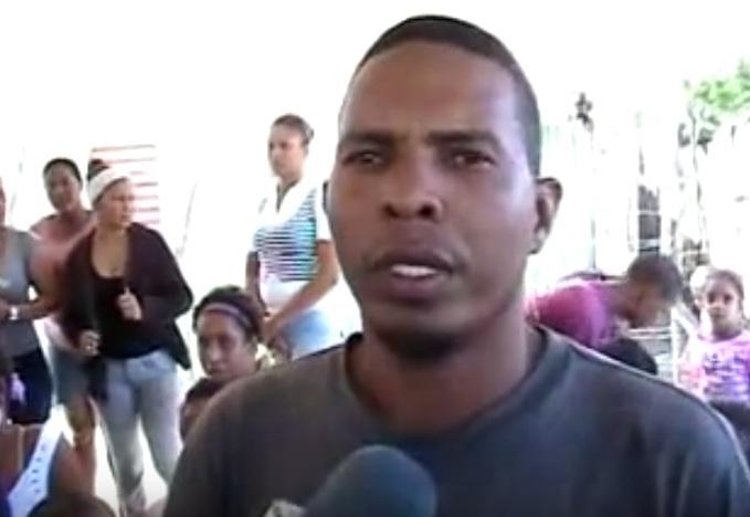 Padre Joven Muerto en enfrentamiento PN delincuentes Bani 30 4 14
